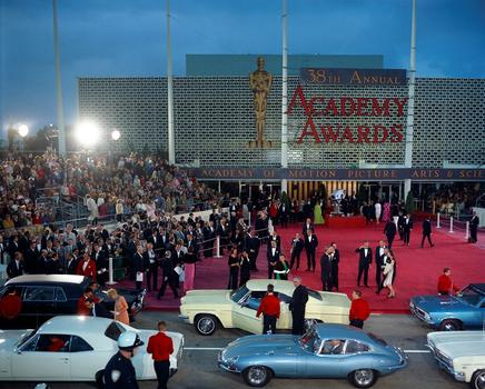 Santa Monica Civic Auditorium, 38th Academy Awards® ceremony (April 18, 1966).