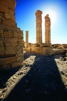 Soleb, in Nubia