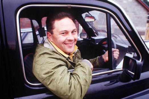 Tony at 35 in 1992.