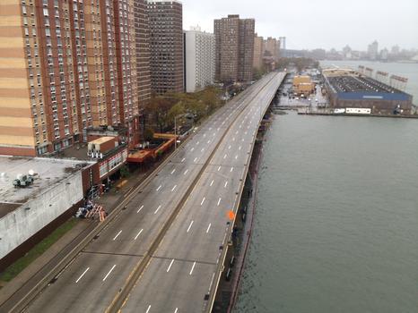 FDR Drive, Sandy