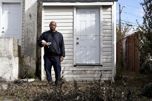 Rockaway resident Gerald Silvester