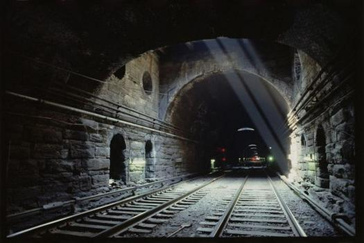 Park Avenue Tunnel.