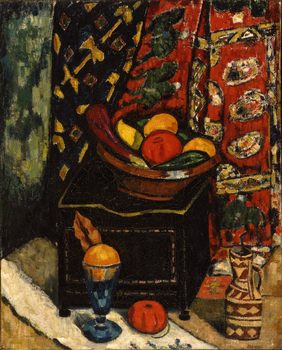 Marsden Hartley (American, 1877-1943), Still Life, No. 1, 1912.
