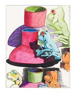 Ken Price, Frog Cups