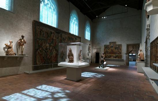 Late Gothic Hall at the Cloisters Museum and Gardens