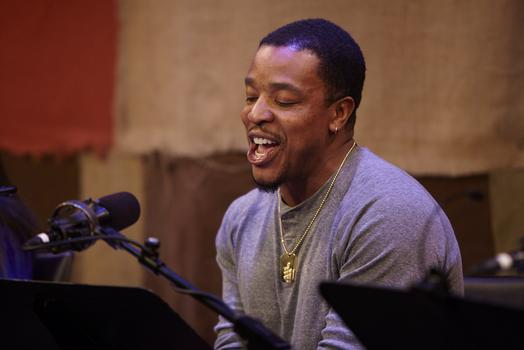 Russell Hornsby in August Wilson's 'King Hedley II'