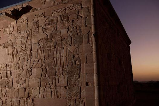 Nubia Temple