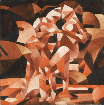 "Francis Picabia (French, 1879-1953), ""Dances at the Spring,"" 1912"