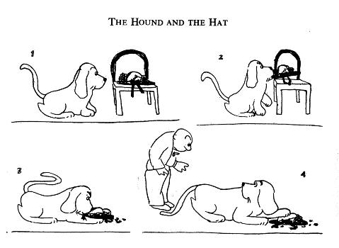 The Hound and the Hat