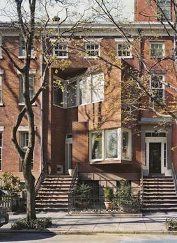 Hugh Hardy, architect. 18 West 11th Street, New York.