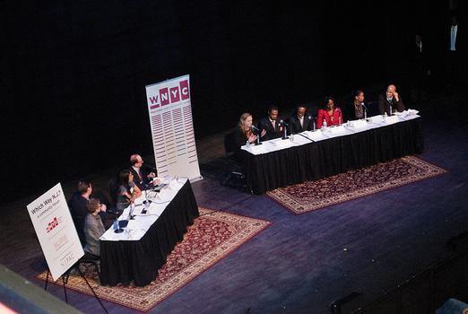 """Which Way NJ: School Reform in Newark"" forum at NJPAC"