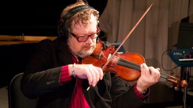 Violinist/composer Todd Reynolds