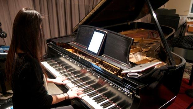 Pianist Vicky Chow of Billband (and Bang on a Can All-Stars)
