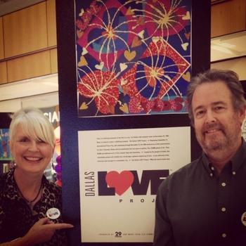 Karen Blessen Executive Director of Dallas Love
