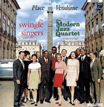 The Modern Jazz Quartet: 'Place Vendome'