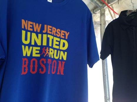 This year's New Jersey Marathon came weeks after the bombings in Boston.