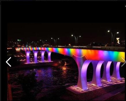 Another view of the I-35 bridge in Minneapolis