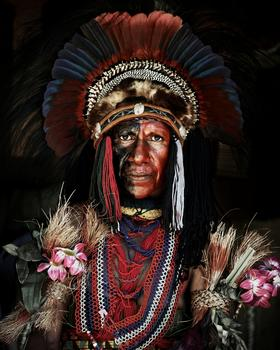 Jimmy Nelson. Papua New Guinea. Garoka, Eastern Highlands. 2010
