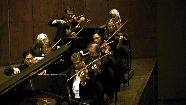 The New York Philharmonic perform Beethoven's Piano Concerto No. 3 in C minor.