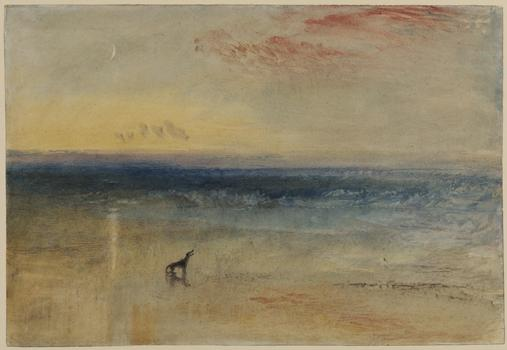 Joseph Mallord William Turner (1775–1851). Dawn After the Wreck, c. 1841