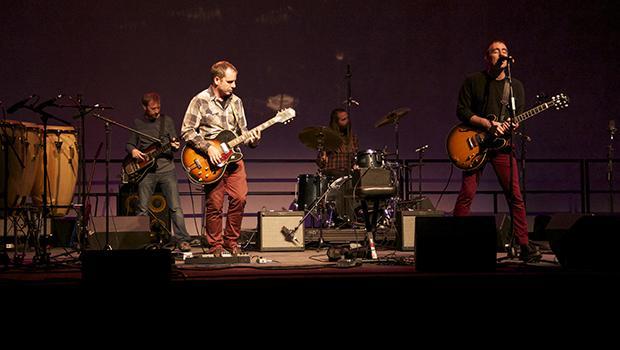 Indie musician Ted Leo interprets the music of South African jazz musician Hugh Masekela.