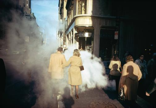 Joel Meyerowitz. New York City, 1975