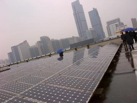 A Solar Panel Manufacturer in Hangzhou