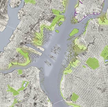 On The Water: New York Master Plan