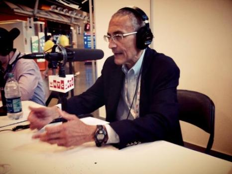 From Radio Row in Charlotte: John Podesta, former White House chief of staff under Pres. Clinton and founder/chair of the Center for American Progress