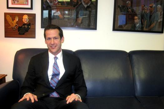 Boyd Johnson III is Deputy U.S. Attorney for the Southern District of New York.  He and Bharara first met as associates at the law firm Gibson Dunn 18 years ago.