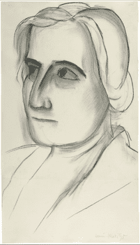 Henri Matisse, <em>Etta Cone (VI/VI)</em>, 1931–1934