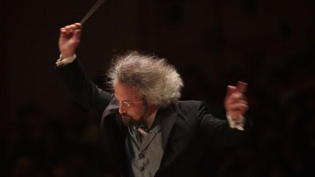Music director Carlos Kalmar conducts the Oregon Symphony in their Carnegie Hall debut.