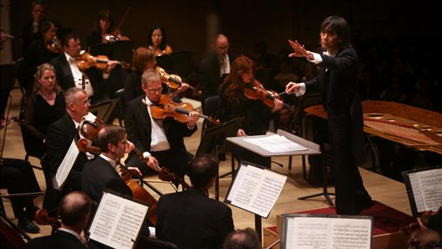 Kent Nagano conducts the Montréal Symphony Orchestra at Carnegie Hall