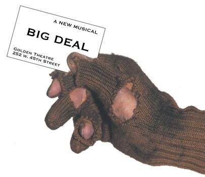 Bob Gill. Big Deal