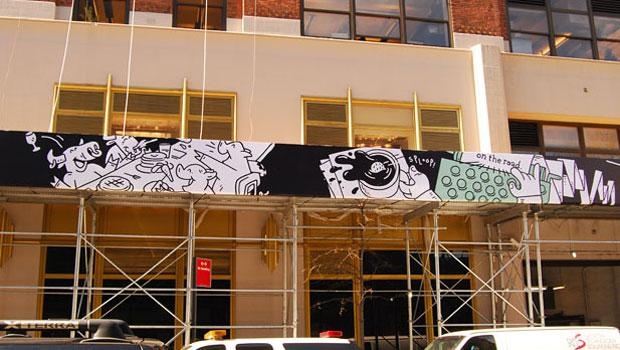 On W. 16th Street, the history of the Meatpacking District gets its moment, as does Jack Kerouac, who wrote 'On the Road' on a 120-foot sheet of paper in the Chelsea Hotel.