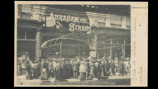 Abraham and Strauss department store
