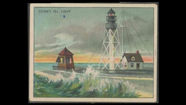 Lighthouse at Coney Island