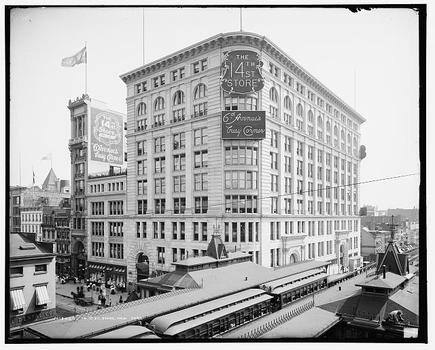 14th Street Store, between 1900 and 1906