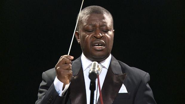 Conductor Armand Diangienda.