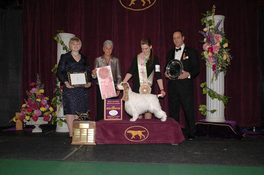 2012 Junior Showmanship Winner