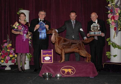2012 Sporting Club Winner