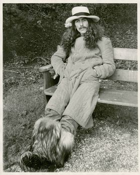 George Harrison at FP from Dark Horse album