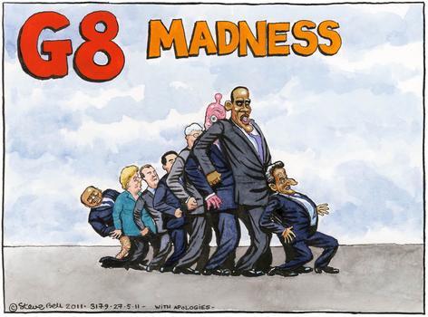 """G8 Madness"" May, 2011"