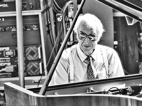 David Brubeck, legendary jazz pianist and composer