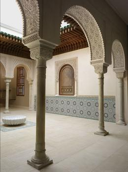 Moroccan Court. Patti Cadby Birch Court
