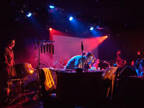 Matmos and So Percussion