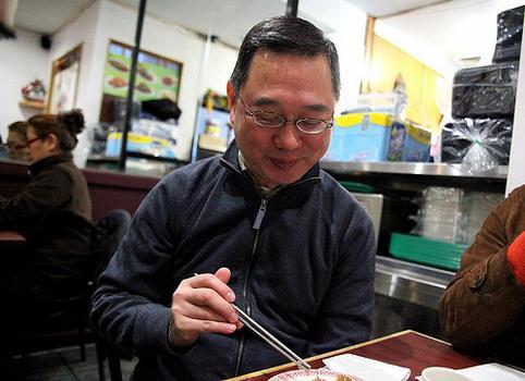 Food tour guide and chef, Kian Lam Kho