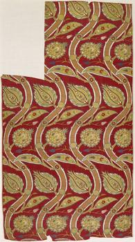 Length of Fabric, ca. 1565–80. Turkey, probably Istanbul