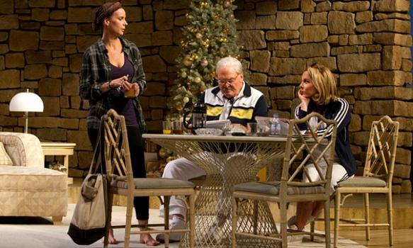 Rachel Griffiths, Stacy Keach and Stockard Channing in 'Other Desert Cities.'