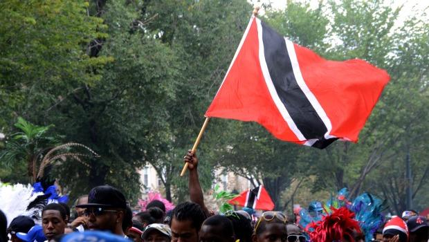 Trini-Tobago pride.